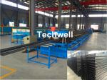 CT100-600 Electric Cable Ladder Roll Forming Machine for Making Steel Cable Tray Ladder Profile Sheets