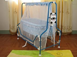 China Automatic & electric Baby Cribs on sale