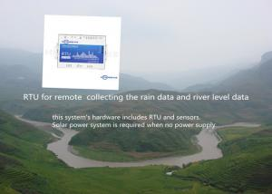 China Remote Monitoring Water Level Data Logger Analog Input Acquisition on sale