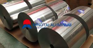 China 1235 aluminum foil for lithium battery current collector on sale