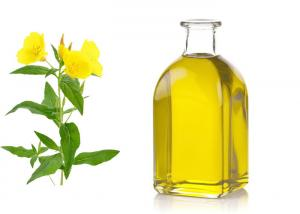China ISO Compliant Evening Primrose Oil , Seed Edible Oil For Beauty Skin Care on sale