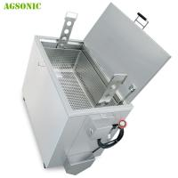 China Double Walled Insulated Stainless Steel Kitchen Soak Tank 168L For Oven Pan Cleaning Small / Medium Tank on sale