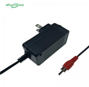 China Portable battery charger 12.6V 1A Li-ion battery charger Made in China on sale