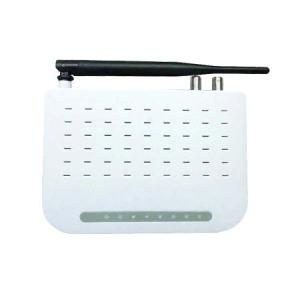 China WD-C504M-W 4 ports wireless 500Mbps operational grade coaxial Ethernet adapter on sale