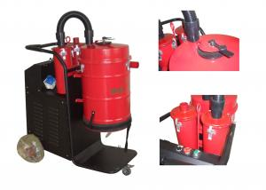 China 7500W wet dry vacuum cleaners 110v dust extractor for building , grinding , plaster dust on sale