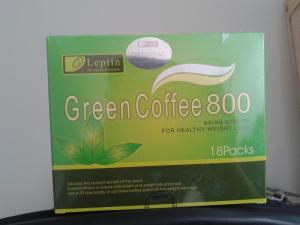 Quality Green Coffee 800 (Leptin brand coffee)  Slimming Coffee 800 Weight Loss for sale