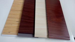 pvc ceiling tiles. Quality V Gap PVC Ceiling Panels Wooden Grain Decoration Tiles For Sale Pvc