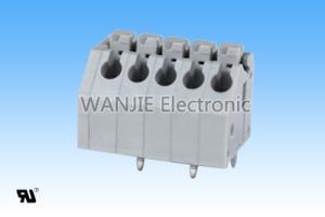 China Screwless/Spring Terminal Blocks (pitch 2.5mm, 3.5mm) on sale