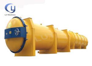 China CCA Wood Treatment Process / Automatic Vacuum Pressure Treatment Plant on sale