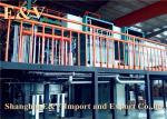 Copper Wire Upward Casting Machine CCR Line 500 Type Three Body Furnace