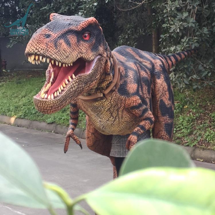 LORISO1234 Dorothy The Dinosaur Halloween 3D realistic Mascot Costume for Kids