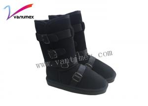China Clastic Womens Luxury Boots more fur thicker and warm with Microfibre on sale