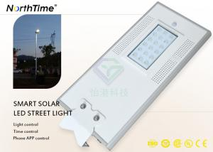 China Energy Efficiency 1800LM LED Street Lamp Working Temperature -30℃~+60℃ on sale