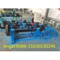 High speed full Automatic Double Twisted standard Barbed Wire Machine