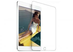 China 9H HD Clear Tablet Screen Protectors , AGC Glass IPad Air Touch Screen Protective Film on sale