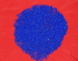 China Blue silica gel color changeable on sale