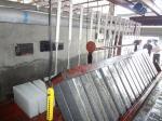 1T - machine à glace industrielle de bloc de l'acier inoxydable 10T pour la pêche