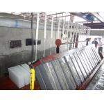 Máquina del fabricante de hielo del restaurante, bloque de hielo que hace negocio el consumo de energía baja