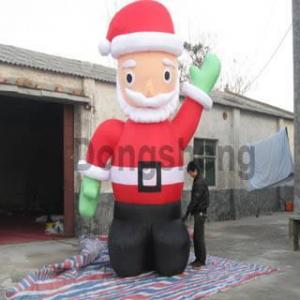 China Inflatable Santa Claus on sale