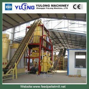 China animal feed pellet making line / feed pellet mill on sale