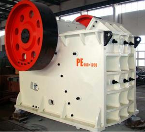 China mining equipment jaw crusher stone aggregates crusher plant on sale