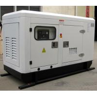 China 60HZ 106KVA cummins soundproof diesel generators on sale