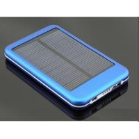 Safety Mobile phone camera GPS DV iPad solar battery charger 5V / 1.5A