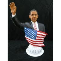 Barack Obama Polyresin Figure