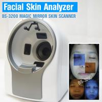 Portable 3 Spectrums Bia 3D Facial Skin Analyzer Machine Canon Camera BS3200