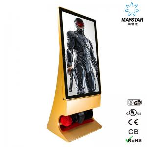 China High Brightness Hotel Lobby Digital Signage LCD Advertising Display CE Approved on sale