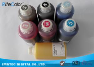 China Epson Roland Printers Dye Sublimation Ink / Disperse Heat Transfer Printing Ink on sale
