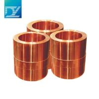 China ISO9001 ASTM B187 C11000 Round Pure Copper Rod on sale