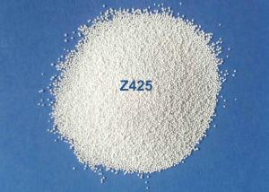 China Aerospace Industry Ceramic Cleaning Media Zirconia Shot Peening Z850 - Z100 on sale