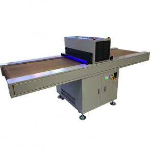 China Water Cooling Glue Varnish Ink 405nm UV Conveyor System on sale