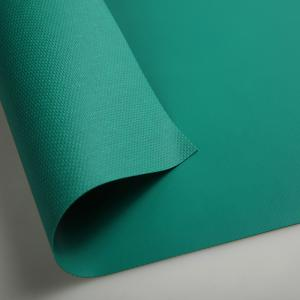China 1.2mm 1.5mm thickness reinforced pvc protecting waterproofing membrane materials on sale