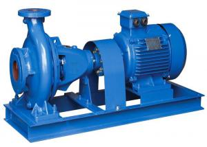 China Agricultural Irrigation Self Priming Water Pump , Mechanical Seal Water Transfer Pump on sale
