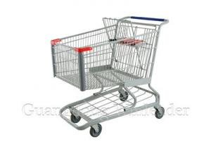 China The shopping cart was inspired by a folding chair. on sale