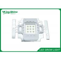 High Power 10w 365nm UV Led Curing , Origianl 45mil Epileds Chip