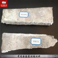 China AlLi Alloy Aluminium Master Alloy For Improve Aluminum Product Physical Properties on sale