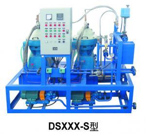 China 3 Phase / 440V / 60Hz Engine Marine Fuel Oil Purifiers on sale