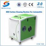 El motor limpio de la solución del motor del carbono de HHO deposita las herramientas del retiro