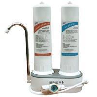 Countertop water filter-2 cartridge