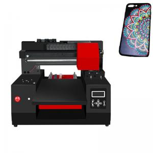 China Commercial A3 Size UV LED Inkjet Printer 300×600 Mm With Emboss Effect on sale