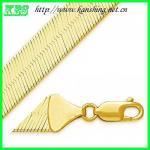 China 6.5mm herringbone fashion jewelry necklace wholesale