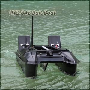 China HYZ-842A  Digital Sonar Wirelss  Fish Finder RC  Bait Boat For Fishing on sale