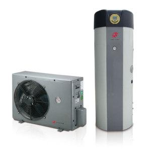 China air to water multi-function heat pump on sale