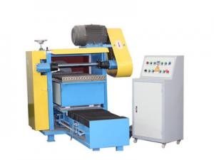 China One meter stroke belt pipe polishing machine Cots on sale