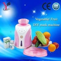 Natural Vegetable Fruit mask machine, Collagen DIY Fruit Mask making Machine