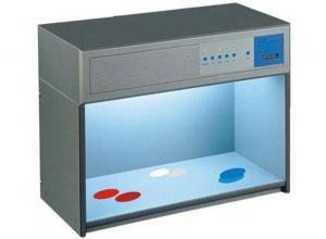China Standard Universal Testing Machine Light Source Color Light Box Coloring Match Box on sale