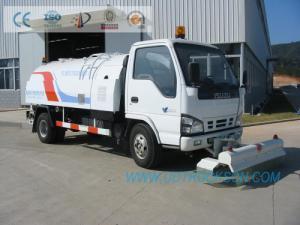 China ISUZU High Pressure Washing Vehicle wholesale on sale